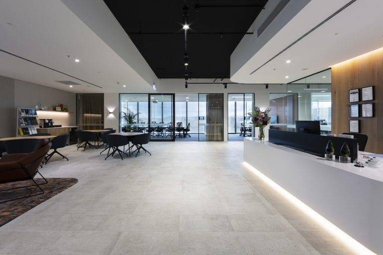 Bespoke fitouts with flexible floorplates
